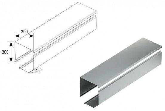 Короб защитный RB300 ДорХан