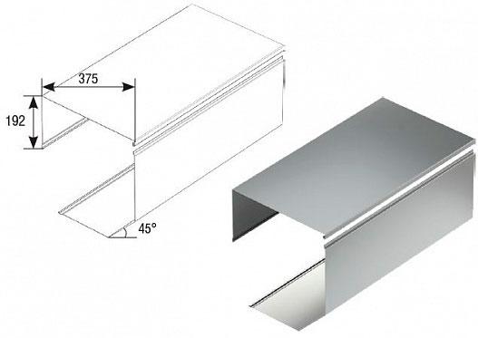 Короб защитный RB375 ДорХан