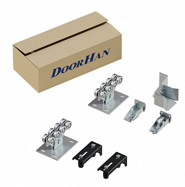 Коробка комплектации для балки 71х60х3,5 ДорХан