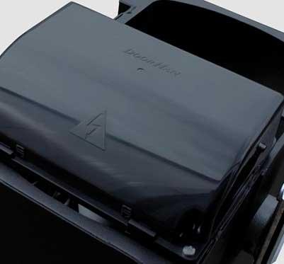 Корпус BOX для блока управления шлагбаума (BLACK) ДорХан