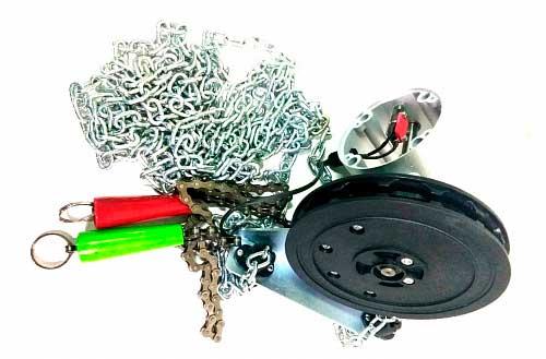 Привод аварийный ручной SH500 ДорХан