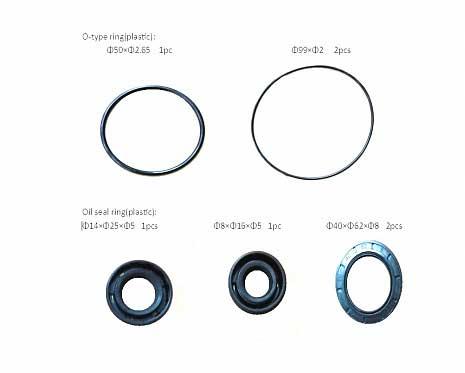 Набор прокладок Shaft-50/50PRO/85PRO
