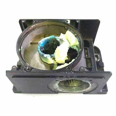 Нижняя часть корпуса двигателя в сборе Sliding-800PRO ДорХан