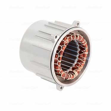 Статор двигателя в сборе с алюминиевым корпусом привода Sliding-2100PRO ДорХан