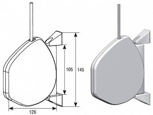 Укладчик для шнура инерционный RHS ДорХан